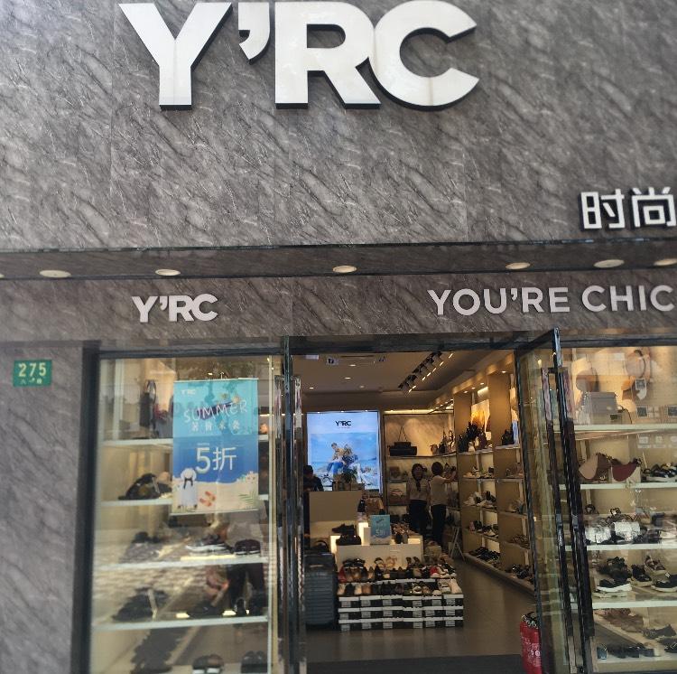 Y'RC店